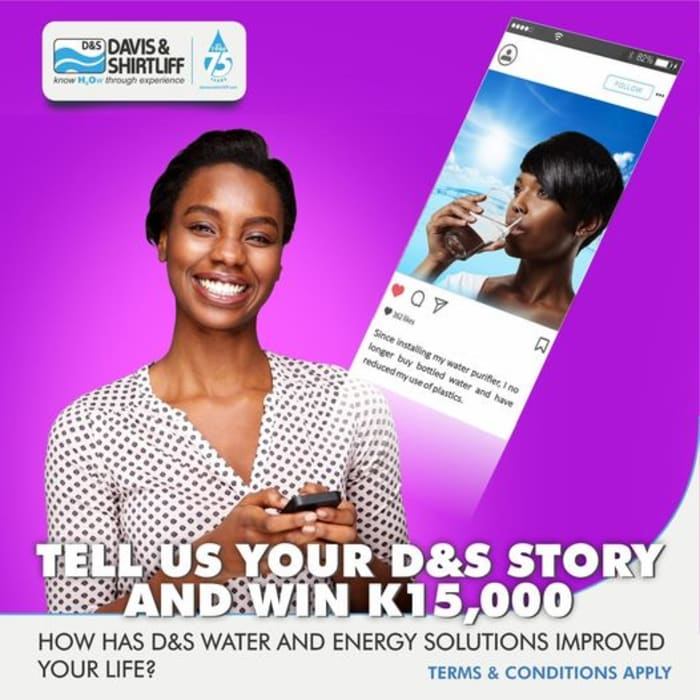 Tell us your D & S story and stand a chance to win K15,000
