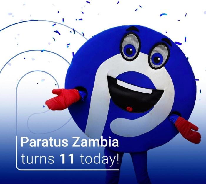 Paratus Zambia turns 11 years!