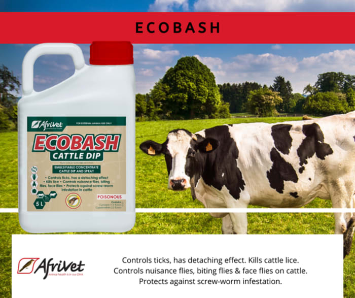 ECOBASH Cattle Dip