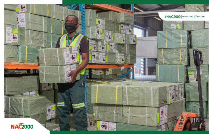 NAC2000 are here to facilitate a smooth movement of your cargo