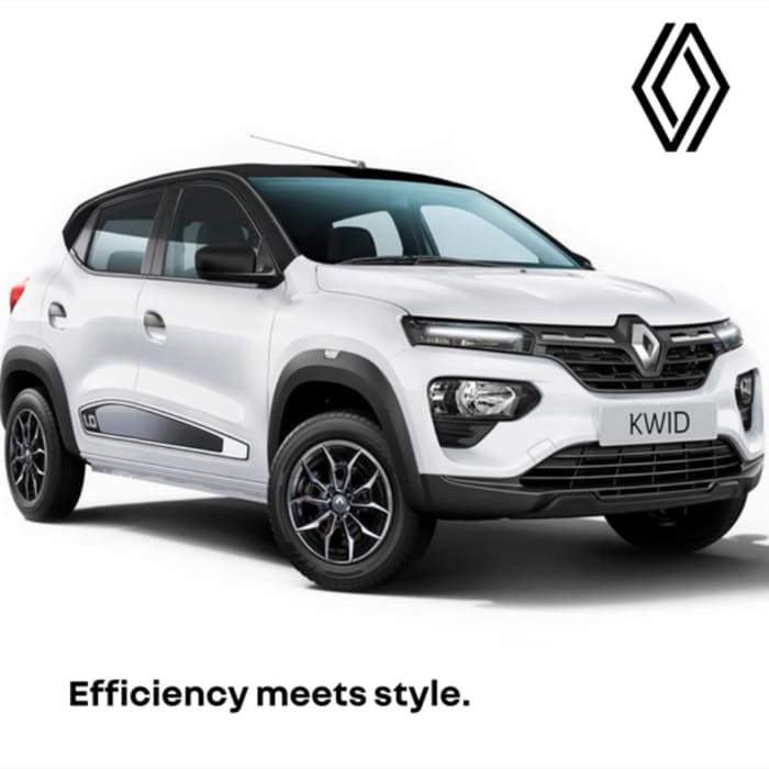 Did you know that the Renault KWID has a fuel efficiency of 4.3L/100km?
