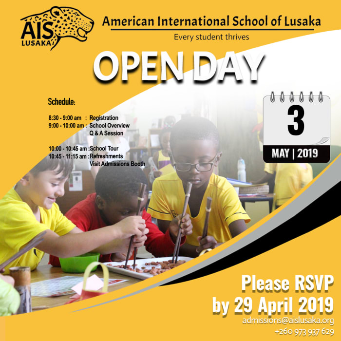 AISL school open day