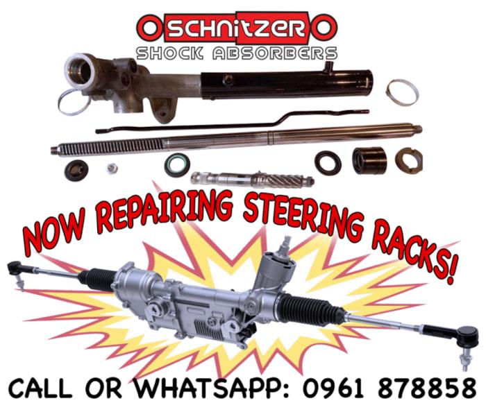 Now repairs steering racks