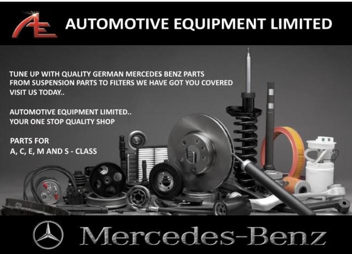Quality German Mercedes Benz parts