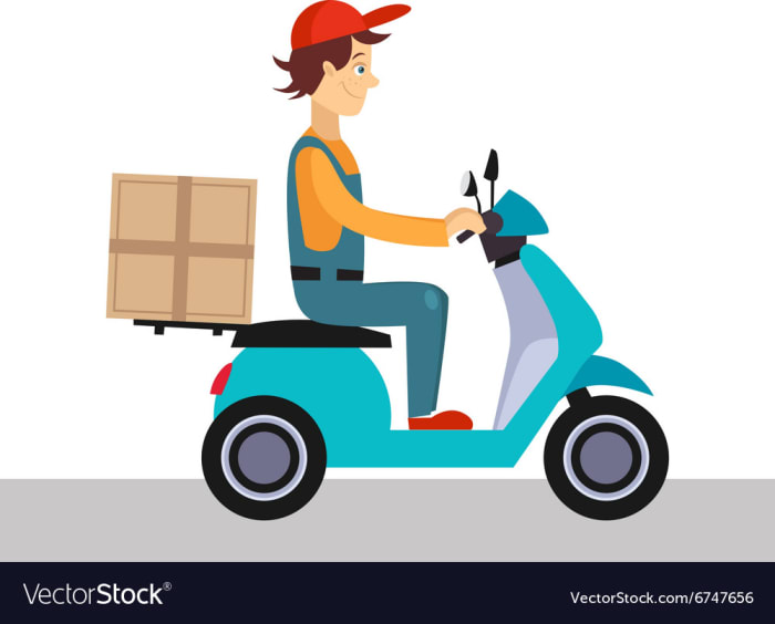 Have your parcel delivered to you as soon as you need it