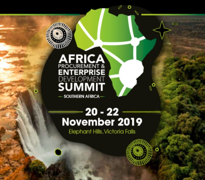 Africa Procurement and Enterprise Development Summit 2019 - Southern Africa