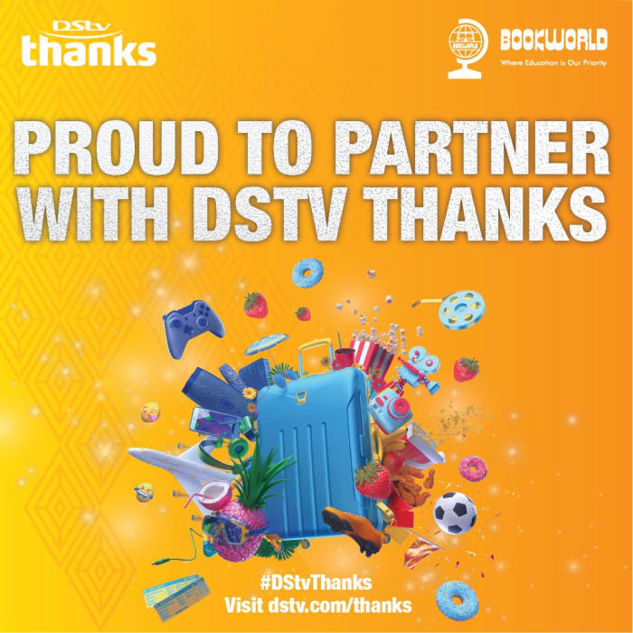 Pay your DStv account on time and unlock a world of amazing rewards