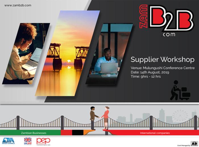 Suppliers workshop