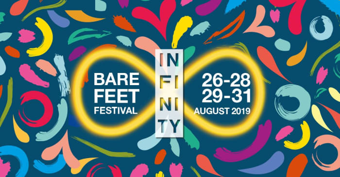 The 2019 Barefeet Festival - Infinity