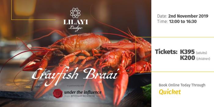 Lilayi Crayfish Braai