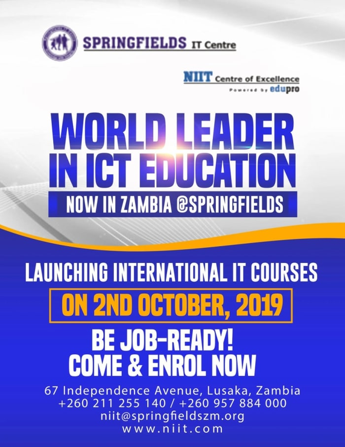 Enrol for internationally recognised ICT Courses today!