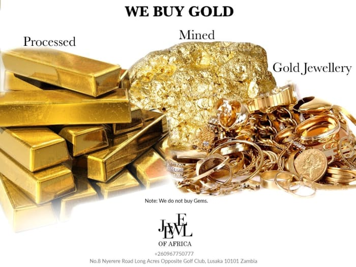 Are you a gold seller?