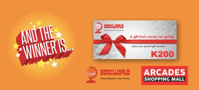 Win a K200 gift voucher!