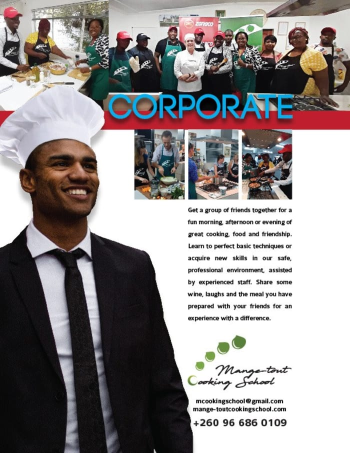 Corporate team building cooking classes