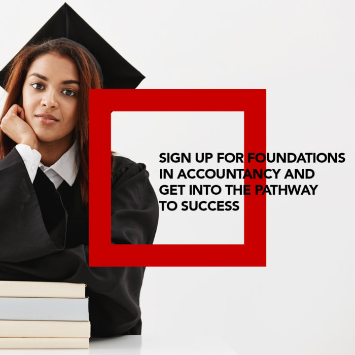 ACCA accords you an accelerated pathway into gaining three qualifications all at once.