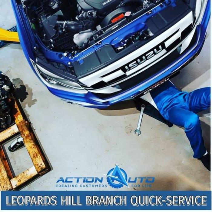 Action Auto express service center