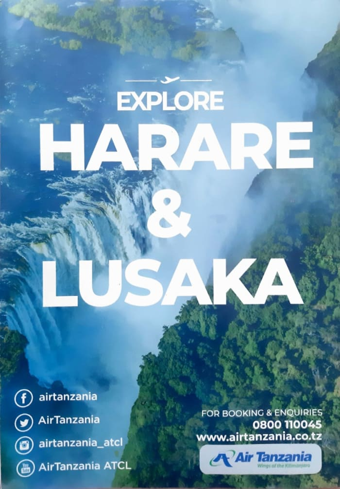 Explore Harare and Lusaka