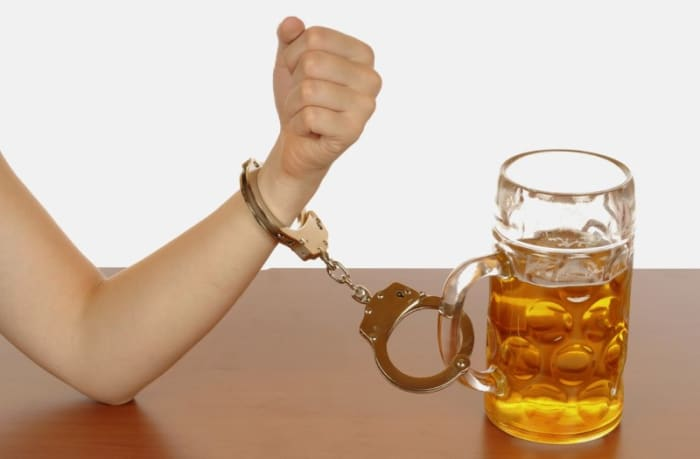 Are you affected by alcohol?