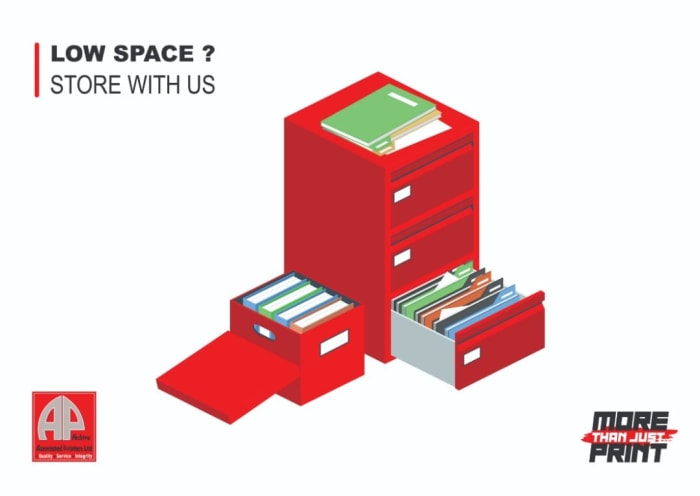 Are your offices low on storage space?