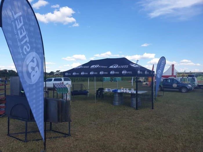 BSi Steel Zambia to exhibit at the Agritech Expo