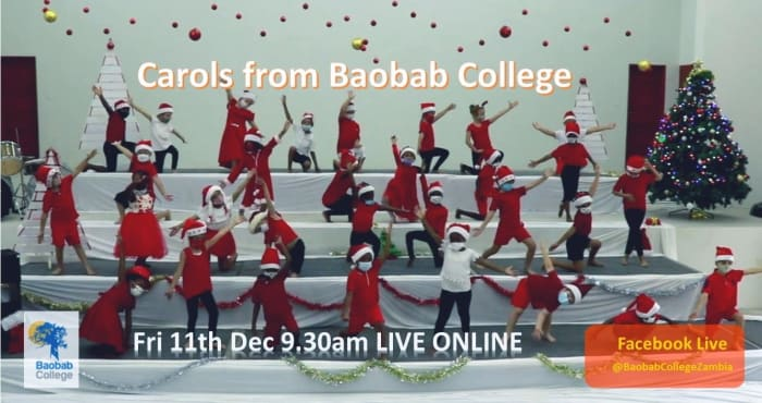 Carols from Baobab College