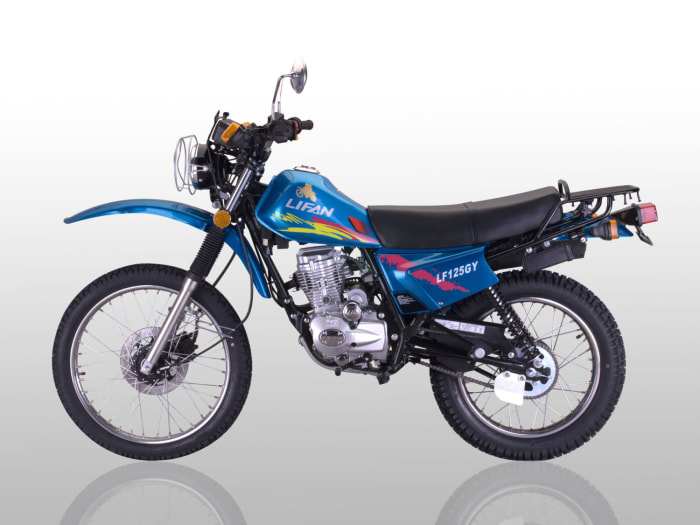 Lifan 125 and 150cc Enduro bikes available now at Best of Bikes