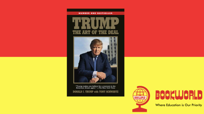 The number one bestseller from the 45th president of the United States