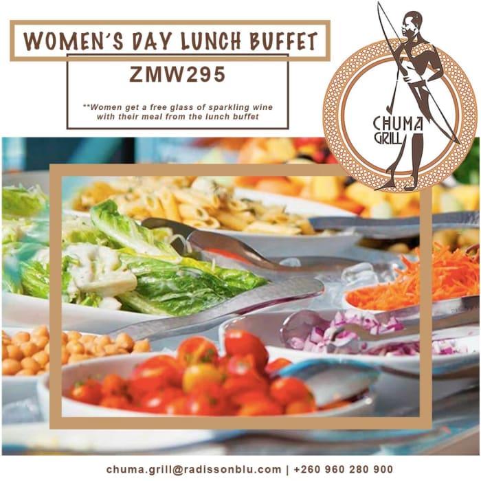 Women's Day Lunch Buffet