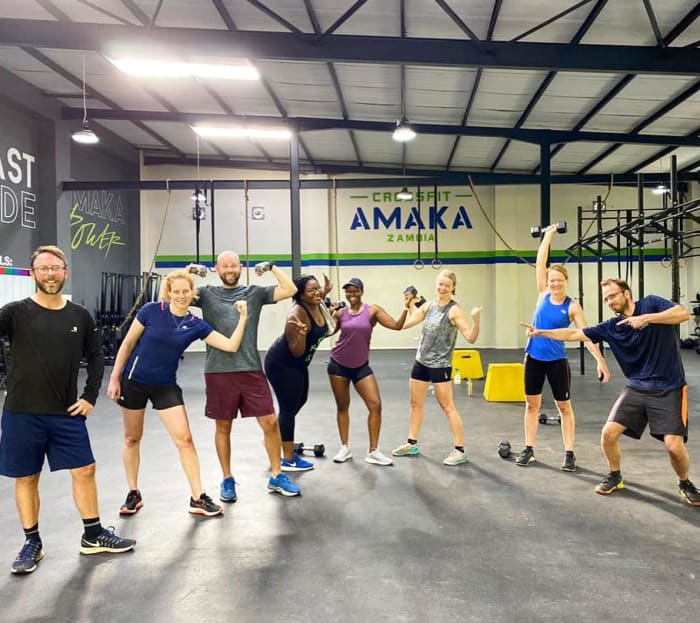 One week FREE trial for all those new to Crossfit!
