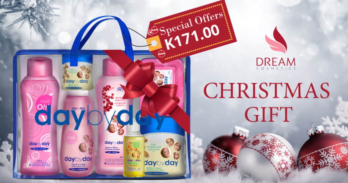 Day by Day family Vanity kit Christmas special