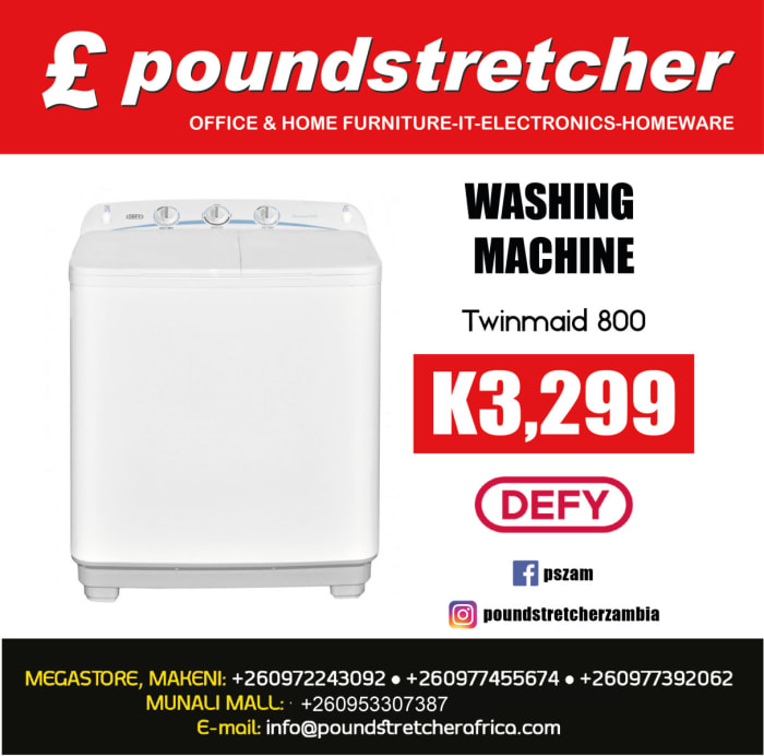 Defy Twinmaid 800 Washing Machine