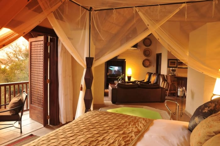 David Livingstone Safari Lodge 3 nights package