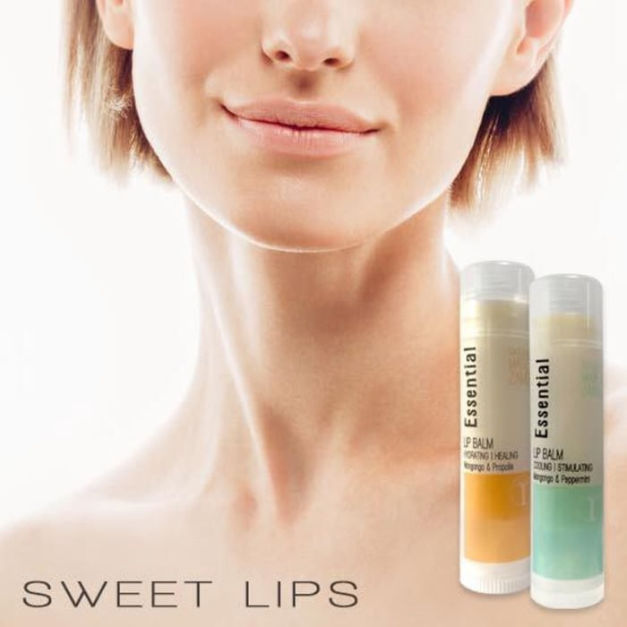 Free lip balm when you spend over K500