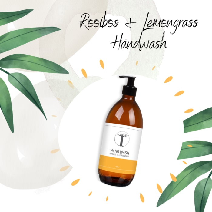 Worried about too many harsh chemicals on your skin? try Essential Skincare's natural plant based hand wash