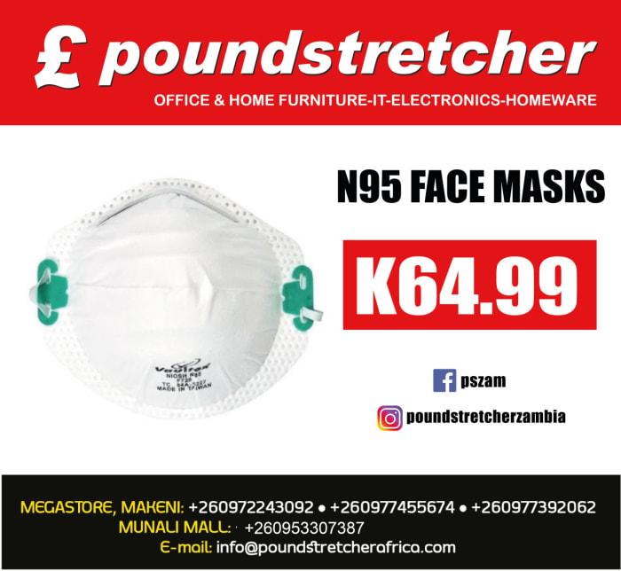 N95 Face Masks on sale