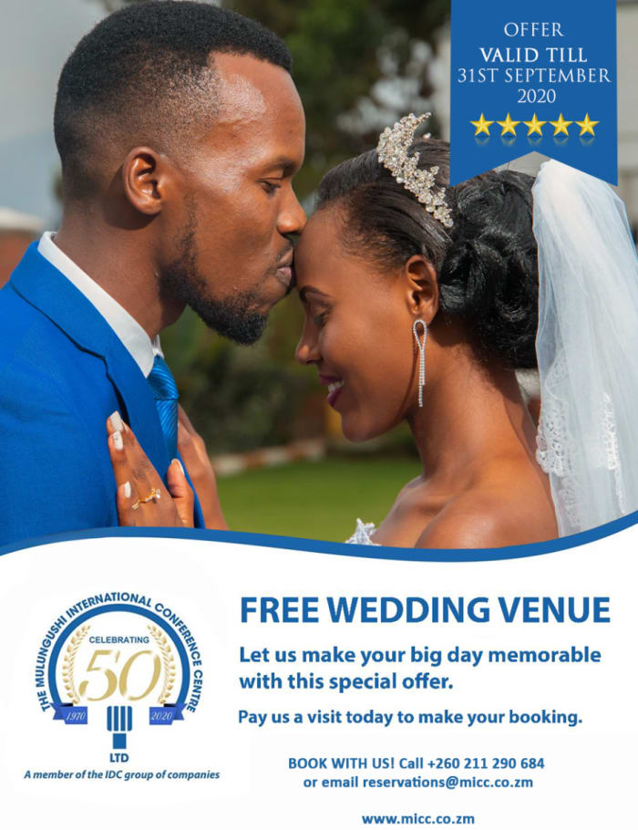 Free Wedding Venue