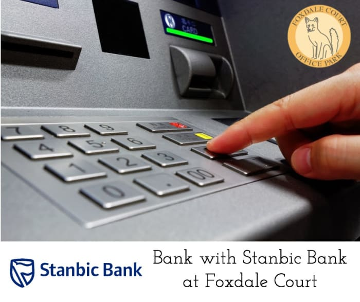 Bank with Stanbic Bank at Foxdale Court
