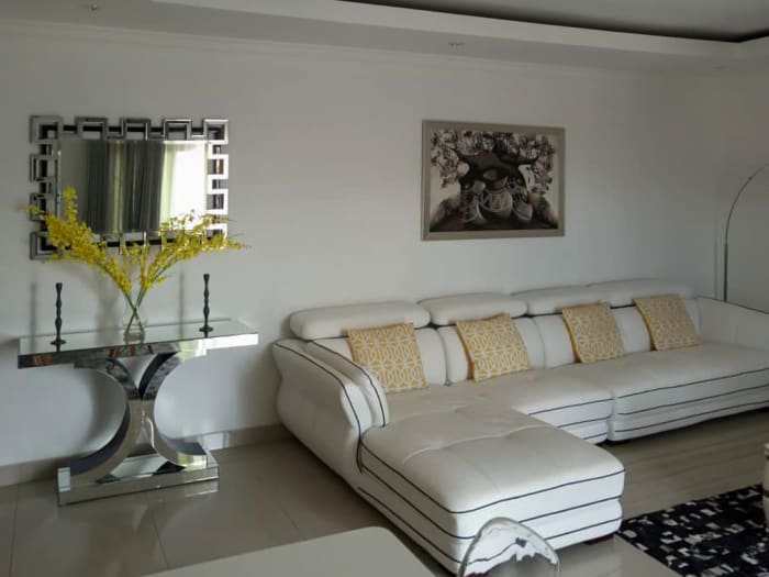 Spacious and gracefully decorated apartments