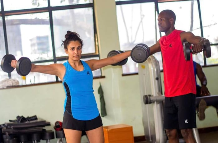 Fitness clothing and equipment