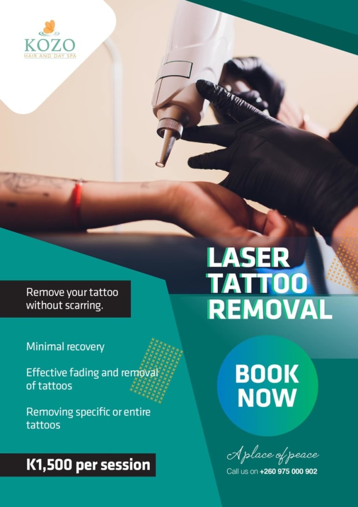 Remove your tattoo without scarring