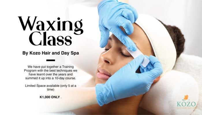 Waxing Class by Kozo Hair and Day Spa