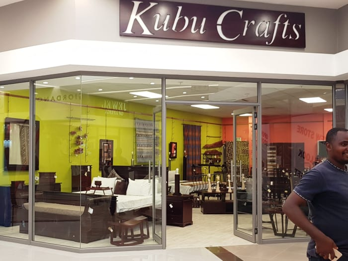 New Kubu Crafts outlet now open at Novare Pinnacle in Woodlands