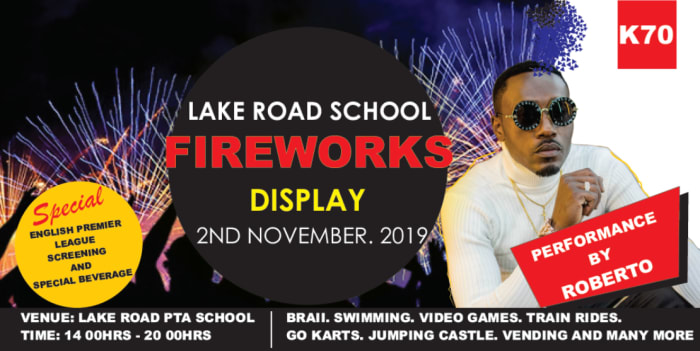 Fireworks bonanza event