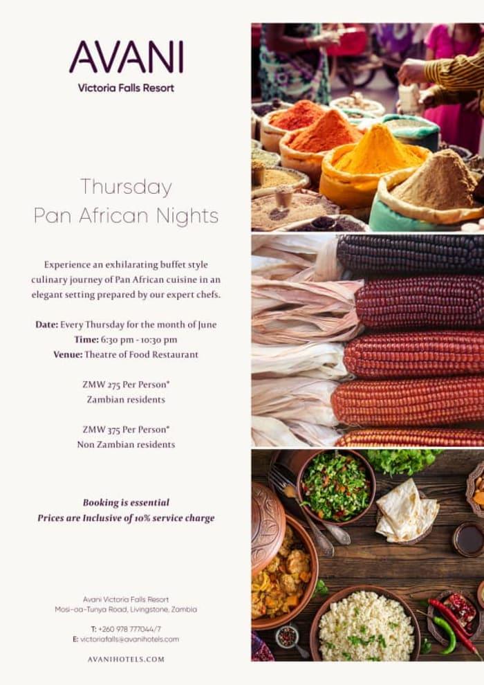 Thursday Pan African Nights