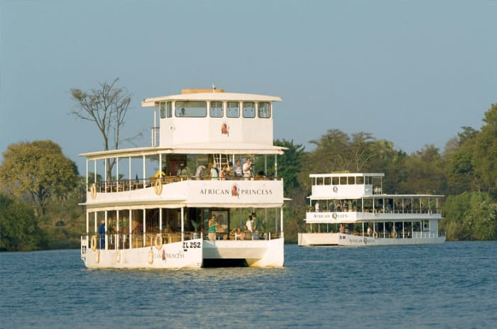Experience all the natural wonders that the mighty Zambezi River has to offer on luxurious cruises