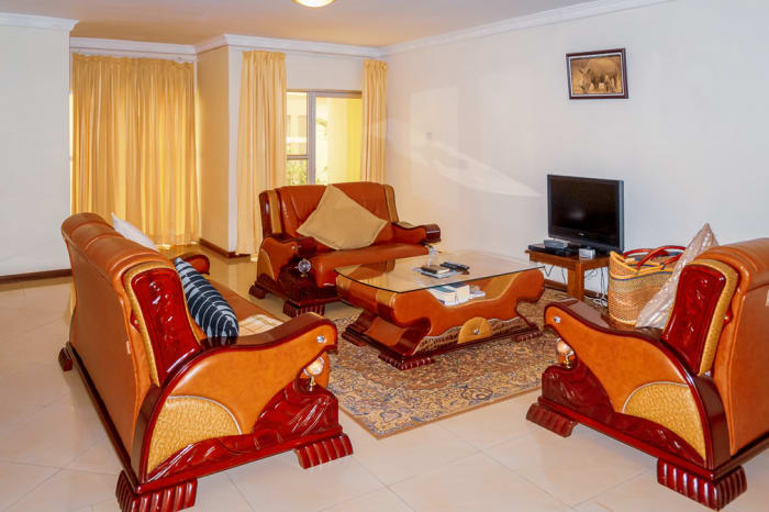 Furnished contemporary apartments available for long and short term rental/lease
