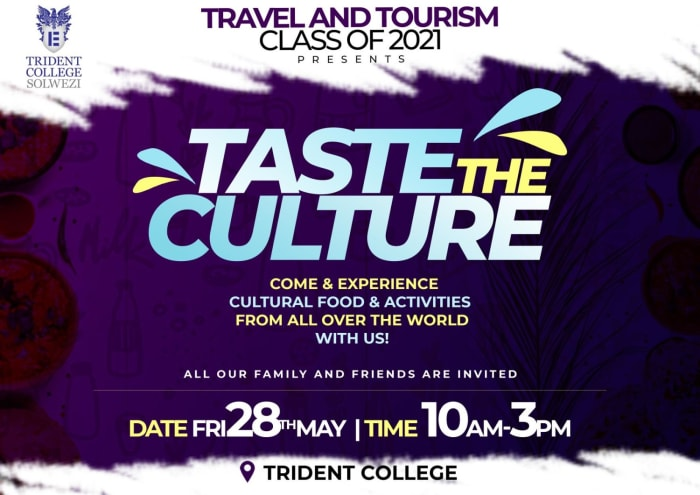 Taste the Culture experience