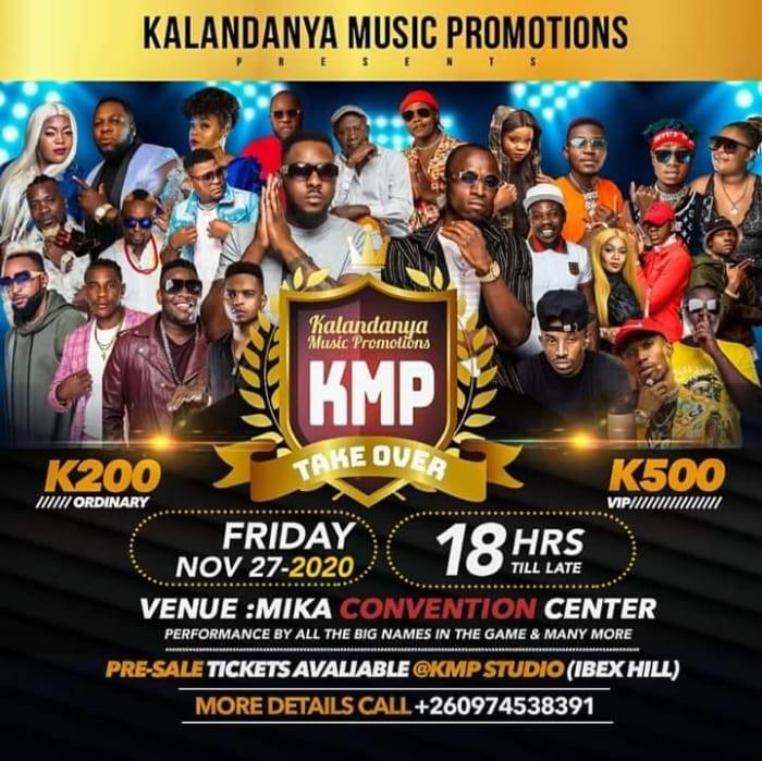 Kalandanya Music Promotion presents a live music concert