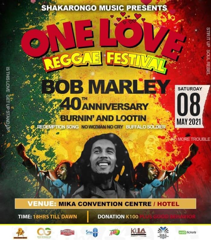 One love reggae music festival