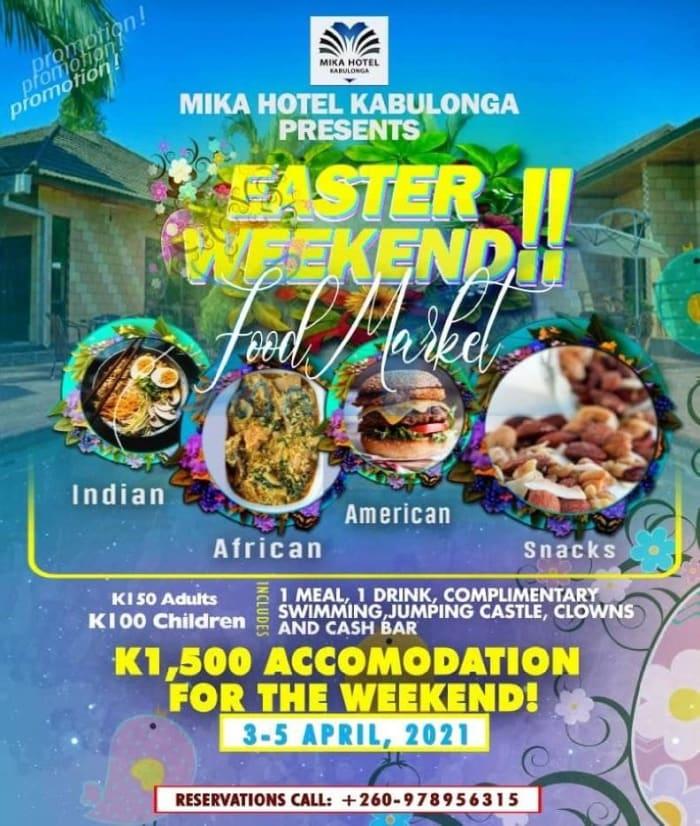 Easter weekend special!!!